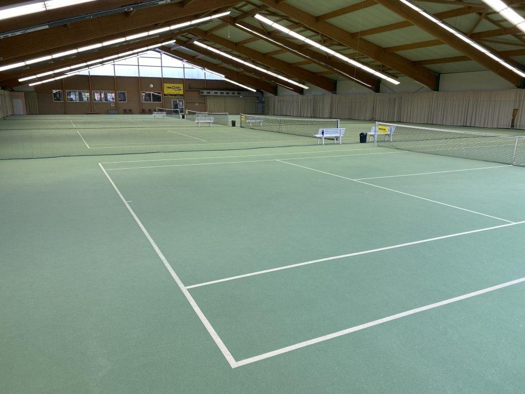 Tennishalle Kaufungen